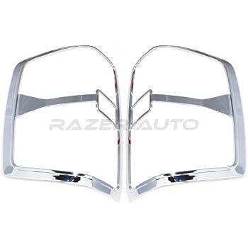 Amazon Com Putco 400890 Chrome Tail Light Cover For