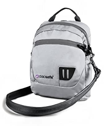 Pacsafe Luggage Venturesafe 200 Compact Travel Bag, Cool steel, One Size
