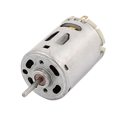 uxcell DC 12V 6000RPM Rotary Vibration Magnetic Motor for RC Boat Model Toys DIY