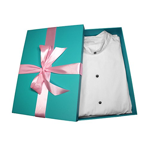 Gift Boxed Audrey Hepburn - the Breakfast at Tiffany's Holly Golightly Tuxedo Sleep Shirt (Petite)