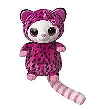 "Pammee Hot Pink Cheetah YooHoo & Friends 15"""