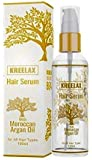 Kreelax Hair Serum With Moroccan Argan - Instant Smoothing For Straightening, Frizzy Hair And Dry Hair For Women 100Ml