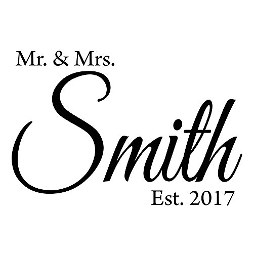 wedding decals - 6