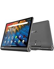Lenovo Yoga Smart Tab 25,5 cm (10,1 Zoll, 1920x1200, FHD, IPS, Touch) Tablet-PC (Octa-Core, 4 GB RAM, 64 GB eMCP, Wi-Fi, Android 9) grau