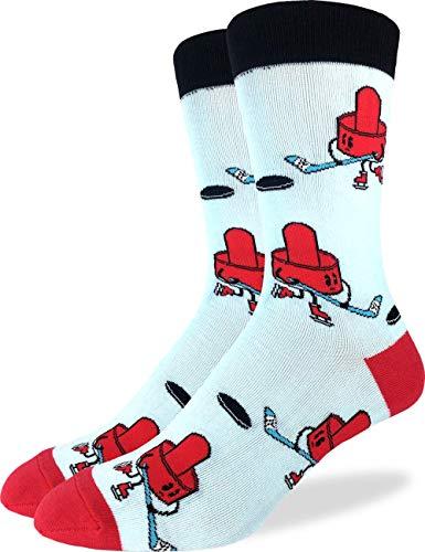 Good Luck Sock Men's Air Hockey Socks