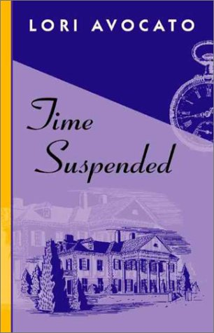 book cover of Time Suspended