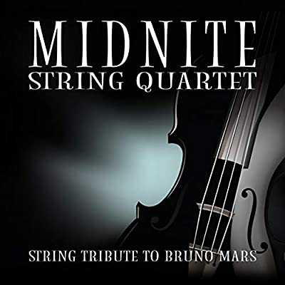 String Tribute to Bruno Mars