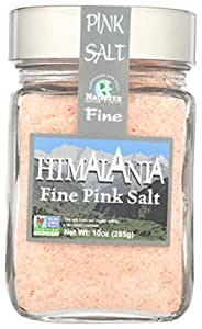 Himalania Pink Salt Jar - Fine - 10 oz