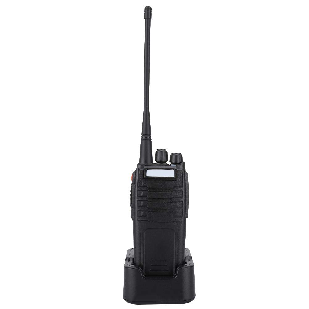 BTIHCEUOT Zastone A9 10W Professional Rechargeable Walkie Talkies 10KM UHF 400-480MHz Handheld Two Way Walkie Talkie 16CH(US Plug100-240V) by BTIHCEUOT (Image #3)