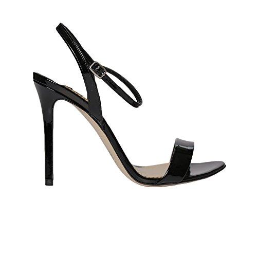 The Sandales Seller Femme Noir Pour wSg1pqxg