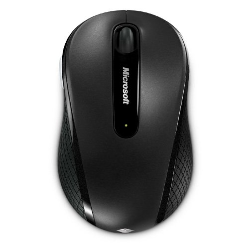 Microsoft Wireless Mobile Mouse 4000 - Graphite
