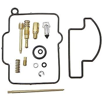 Carburetor repair rebuild kit YAMAHA 80-82 TT250 80-83 XT250 replaces KY-0218