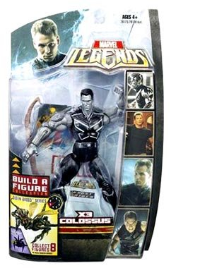 colossus action figure - 4