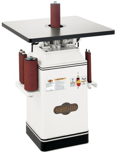 SHOP FOX W1686 1 HP Oscillating Spindle Sander