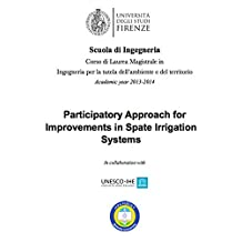 Participatory Approach for Improvements in Spate Irrigation Systems