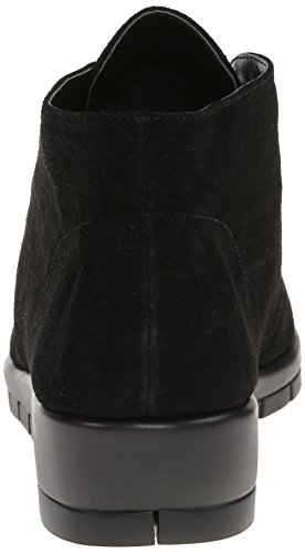 De La Black Boot Mujer Landlock Chukka Aerosoles TwnF5gq6na