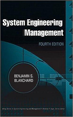 System engineering management benjamin s blanchard 9780470167359 system engineering management benjamin s blanchard 9780470167359 books amazon fandeluxe Images