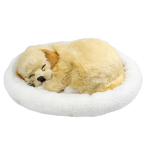 Tplay Breathing Golden Retriever Puppy product image