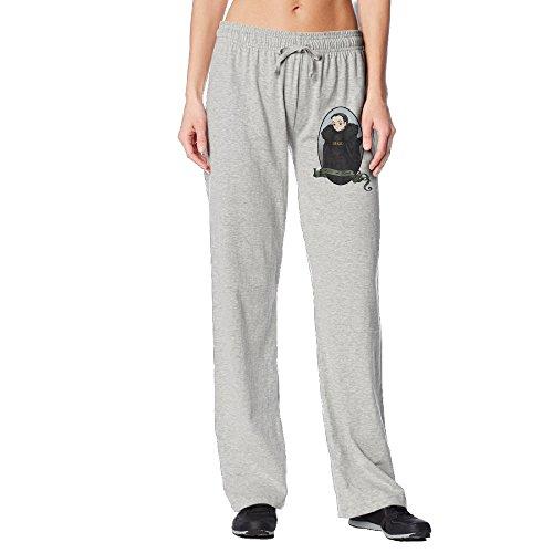 BakeOnion Women's Here We Stand Lyanna Mormont Jogger Workout Pants XL - Rouge Baton Macys