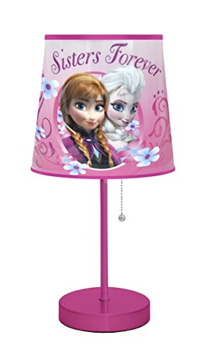 Disney Frozen Pink Table Lamp product image