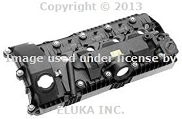 e53 e60 e63 e64 e65 e66 e70 2002+ v8 Cylinders 5-8 Valve Cover Left BMW