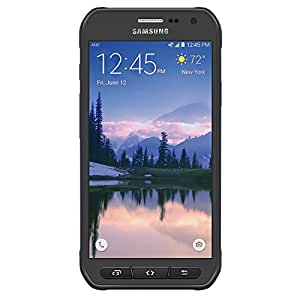 Samsung G890A Unlocked Galaxy S6 Active 32GB GSM 4G LTE Octa-Core 16MP Quad HD (Black)