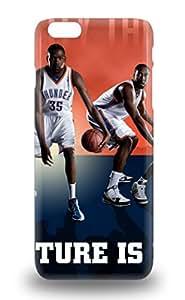 6 Plus Snap On Case Cover Skin For Iphone 6 Plus NBA Oklahoma City Thunder Serge Ibaka #9