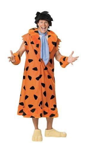 [Fred Flintstone Men's Costume (XL) by Halloween FX] (Fred Flintstones Costumes)