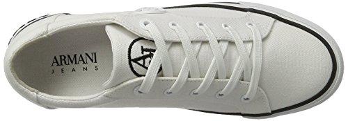 Armani Jeans Dames 9252257p614 Sneakers Wit (bianco)