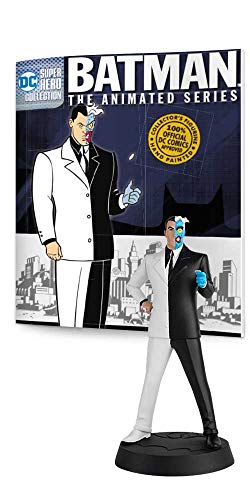 Eaglemoss DC Super Hero Collection: Batman The Animated Series: 2 #04 Two-Face Figurine, -