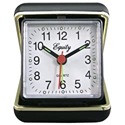 Equity 20080 3.5 Travel Alarm Clock