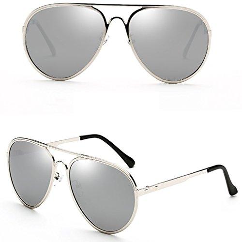 Femeninas Gafas DT Sol polarizadas de de Gafas 5 Color Coreanas Delgadas Sol Gafas qAqfwHx