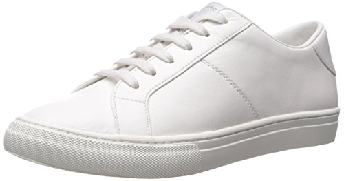 Marc Jacobs Women's Empire Low Top Fashion Sneaker, Ivory, 40 EU/10 M US