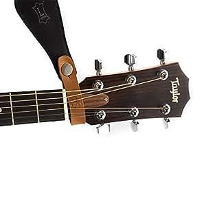 Amazon Com Acoustic Guitar Strap Button Fastens Strap To