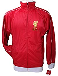Liverpool Official License Soccer Track Jacket Football Merchandise Adult Size 005