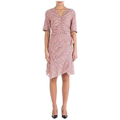 Isabel Marant Women Knee Length Dresses Arodie rosa 8 US ()