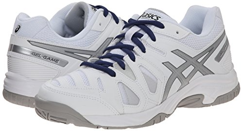 check out 2d120 a4e31 ASICS Gel-Game 5 GS Tennis Shoe (Little Kid Big Kid),