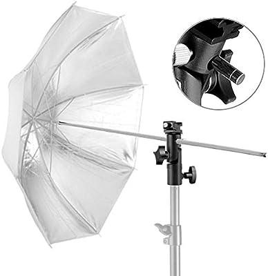 Ocamo - Soporte para Paraguas Tipo E para cámara réflex Digital ...