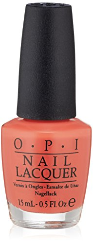 OPI Nail Lacquer, Hot & Spicy, 0.5 fl. oz.
