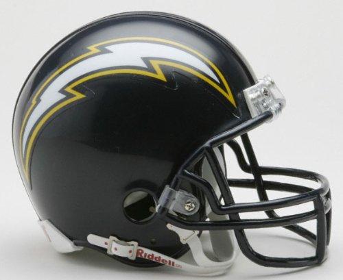 Diego Chargers Replica Mini Helmet