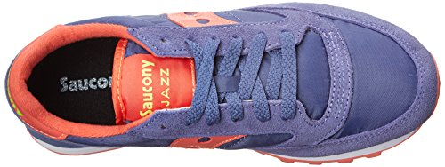 Femme Saucony light Original Purple coral Chaussures Purple Cross Jazz De HqHXf