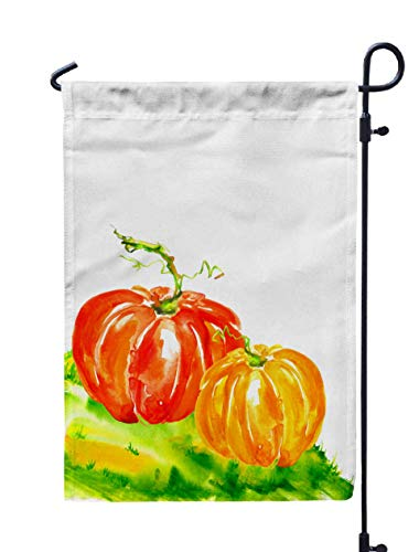 Shorping Welcome Garden Flag, 12x18Inch Watercolor Tag with
