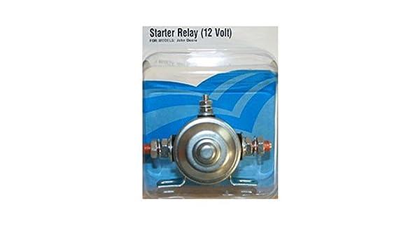 John Deere Starter Relay A-AM53945 12V