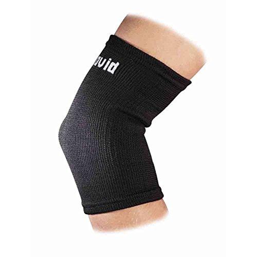 Mcdavid Neoprene Elbow Sleeve (McDavid Classic Logo 512 CL Level 1 Elbow Sleeve / Elastic Black Medium)