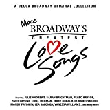 Music : More Broadway's Greatest Love Songs