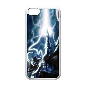 Doctor Strange iPhone 5c Cell Phone Case-White Xwzei
