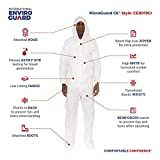 MicroGuard CE Disposable Recyclable Coveralls for