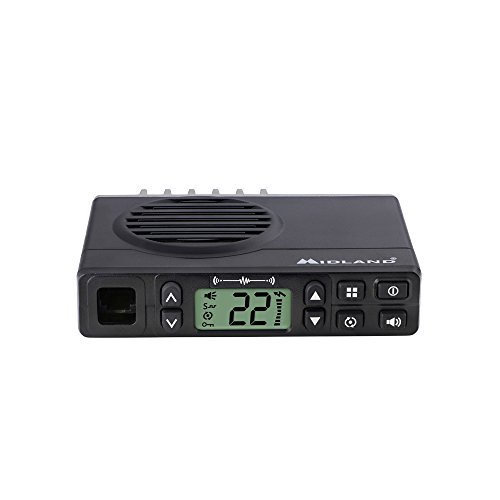 Midland Consumer Radio GXT1000XB Micro Mobile 5W Gmrs with A Portable 36-Mile 50-Channel GMRS Two-Way Radios Bundle by Midland (Image #4)