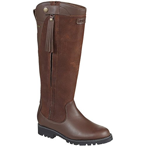 EUR40 UK6 5 Ladies Suffolk Boot Leather Brown Musto GTX qCwaZ8f