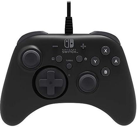 HORI - Horipad negro (Nintendo Switch)